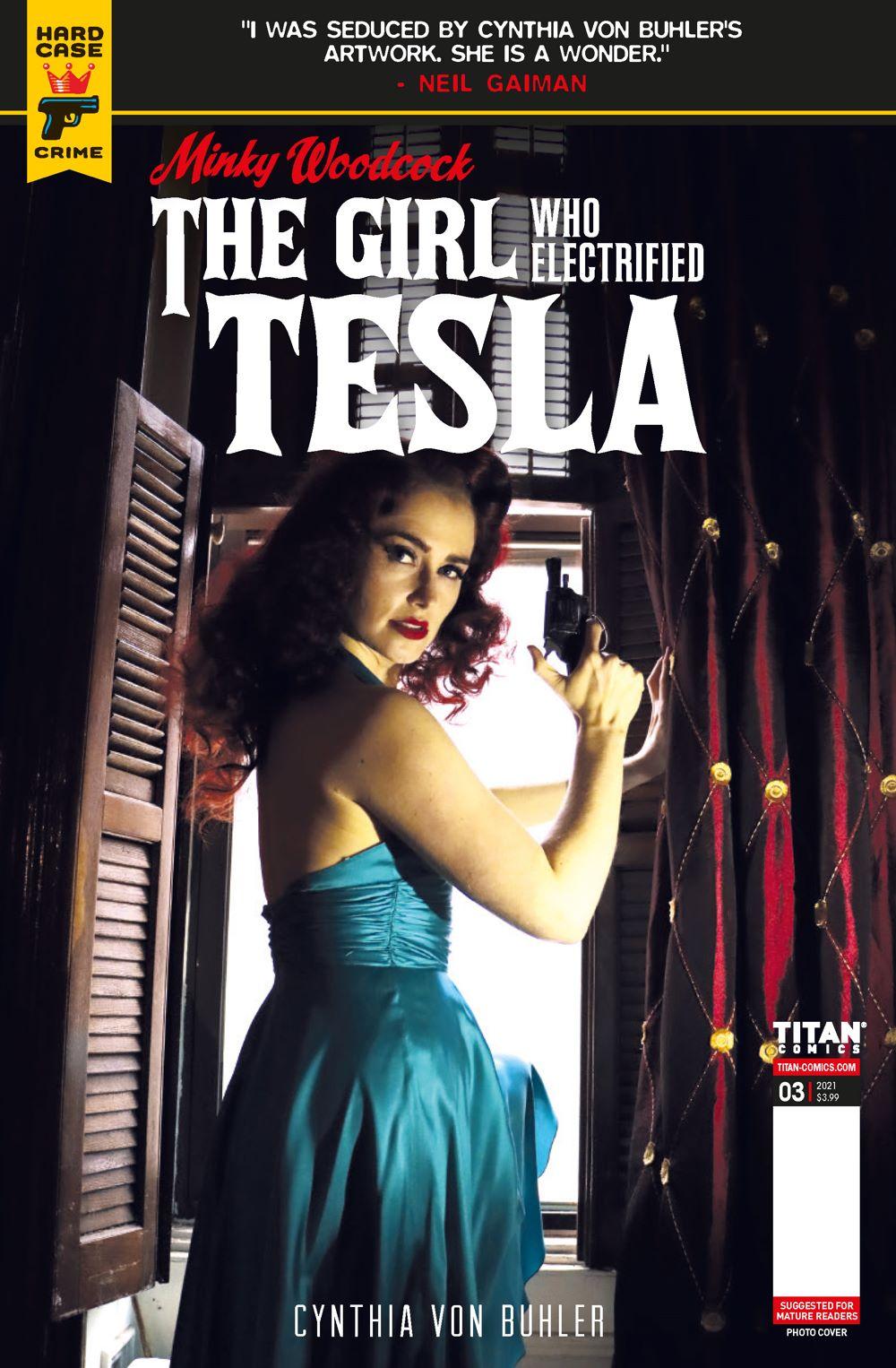 MINKY_WOODCOCK_ARC2_3_COVER_Page_2 ComicList Previews: MINKY WOODCOCK THE GIRL WHO ELECTRIFIED TESLA #3