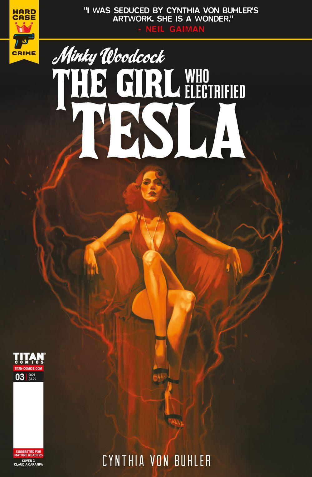 MINKY_WOODCOCK_ARC2_3_COVER_Page_3 ComicList Previews: MINKY WOODCOCK THE GIRL WHO ELECTRIFIED TESLA #3