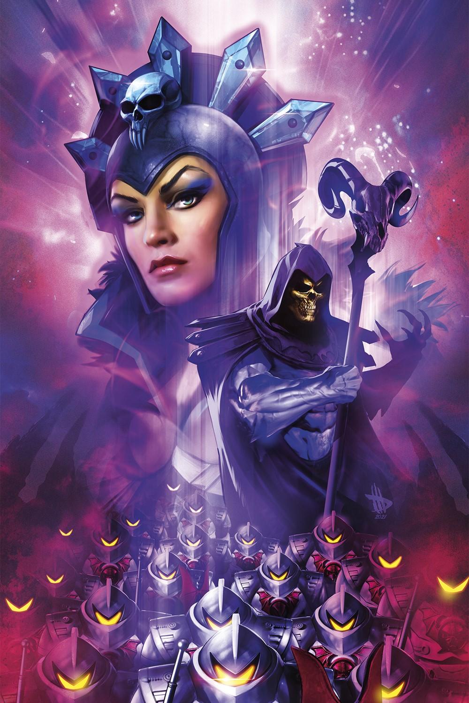 MOTUREV_i3_FC_A_FNL Dark Horse Comics September 2021 Solicitations