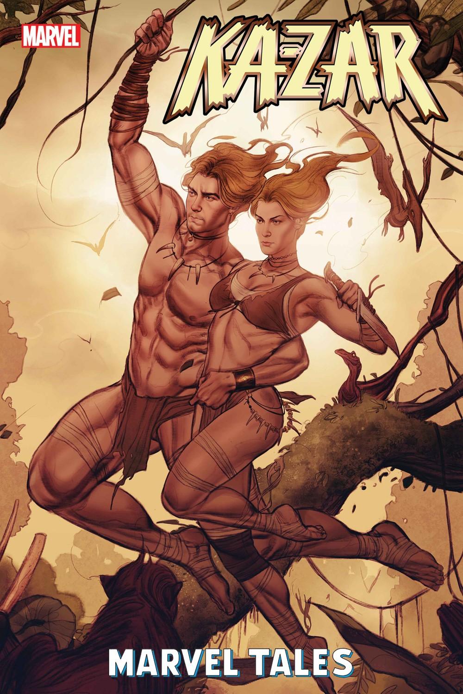 MTKAZAR2021001_Swaby Marvel Comics September 2021 Solicitations