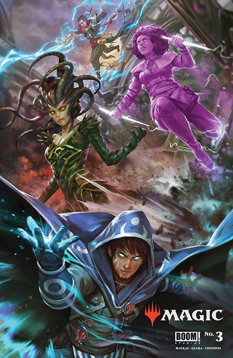 Magic_003_Cover_E_Variant-1 ComicList: BOOM! Studios New Releases for 06/16/2021