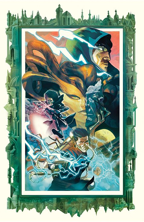 Magic_003_Cover_G_Variant-1 ComicList: BOOM! Studios New Releases for 06/16/2021