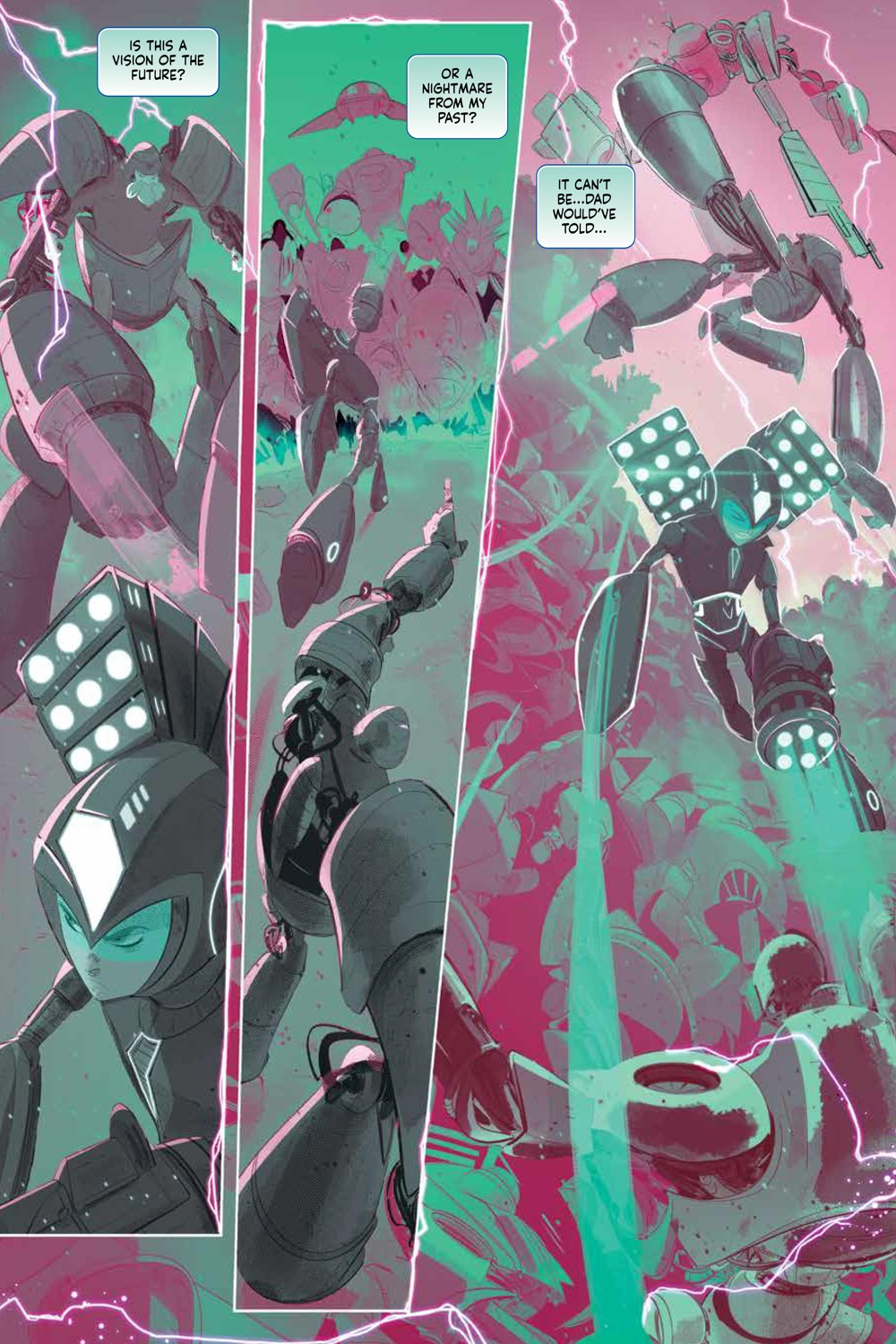 MegaMan_FullyCharged_SC_PRESS_20 ComicList Previews: MEGA MAN FULLY CHARGED TP