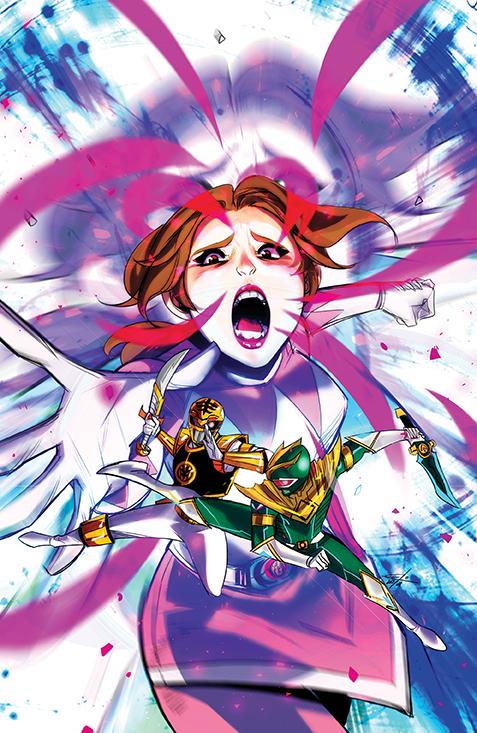 MightyMorphin_011_Cover_B_Legacy BOOM! Studios September 2021 Solicitations