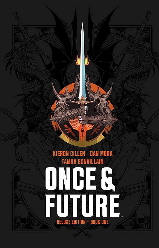 OnceFuture_Deluxe_v1_HC_Cover BOOM! Studios September 2021 Solicitations