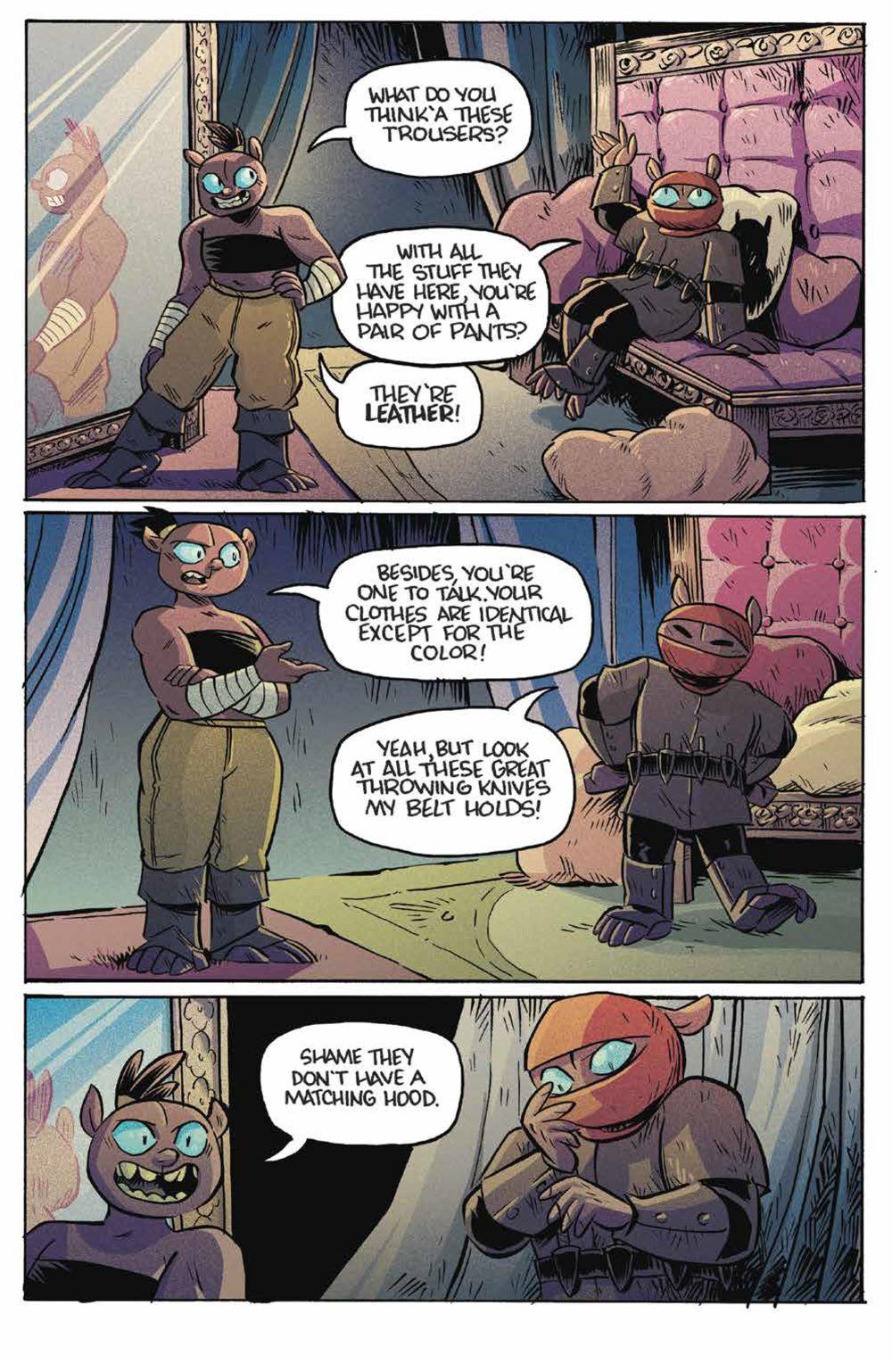 Orcs_005_PRESS_7 ComicList Previews: ORCS #5 (OF 6)