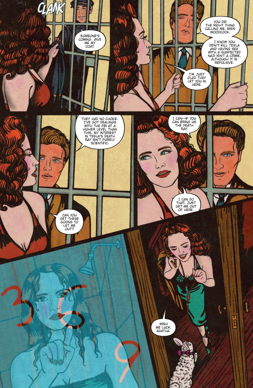 Pages-from-Binder3_Page_2 ComicList Previews: MINKY WOODCOCK THE GIRL WHO ELECTRIFIED TESLA #3