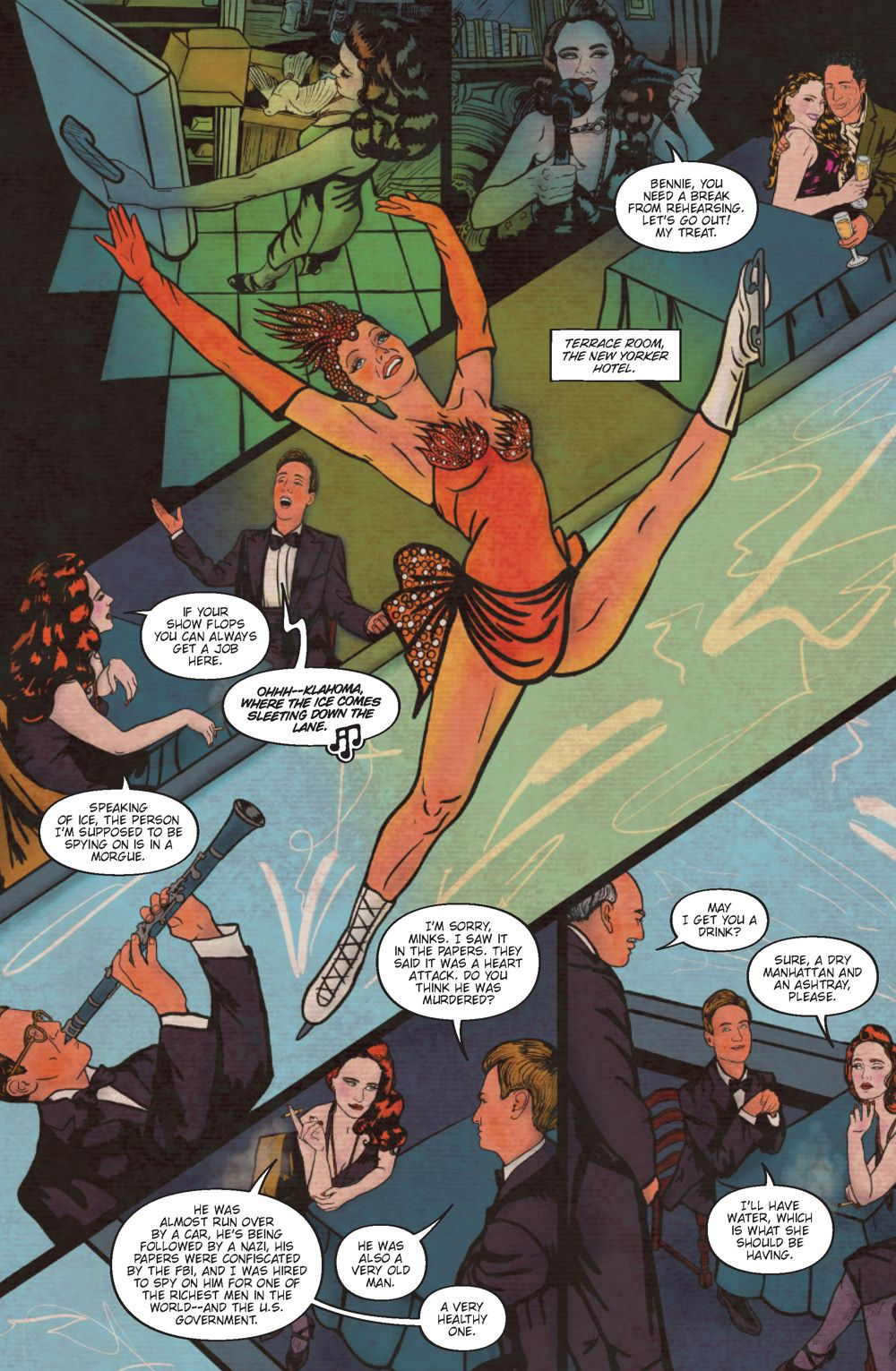 Pages-from-Binder3_Page_3 ComicList Previews: MINKY WOODCOCK THE GIRL WHO ELECTRIFIED TESLA #3