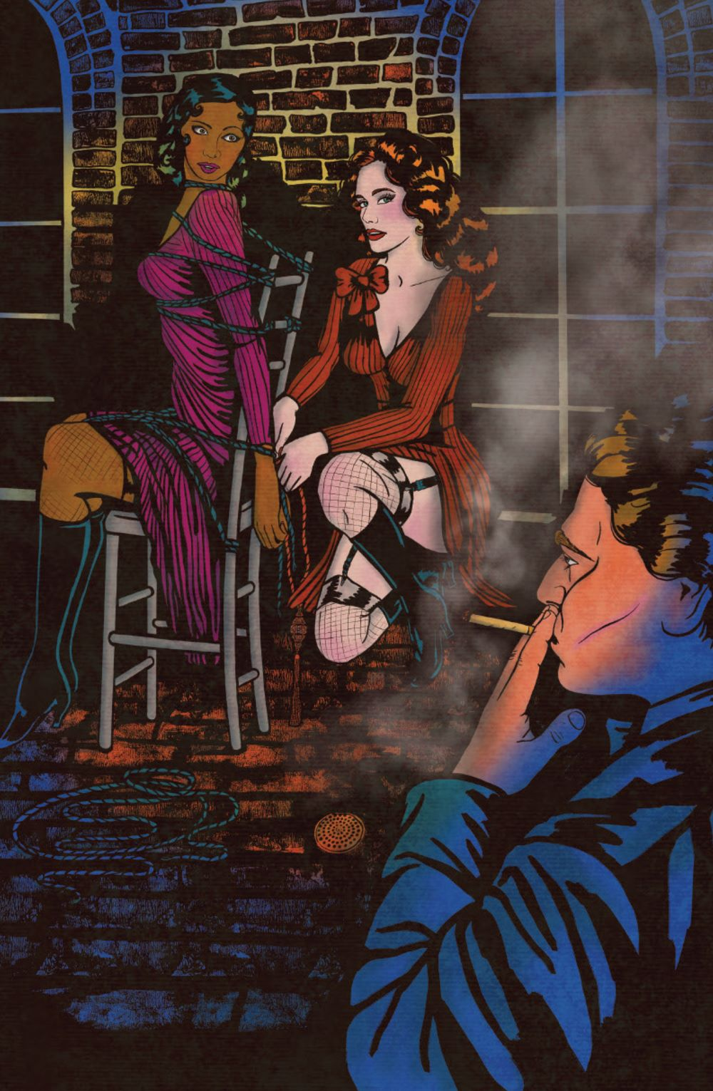 Pages-from-Binder3_Page_5 ComicList Previews: MINKY WOODCOCK THE GIRL WHO ELECTRIFIED TESLA #3