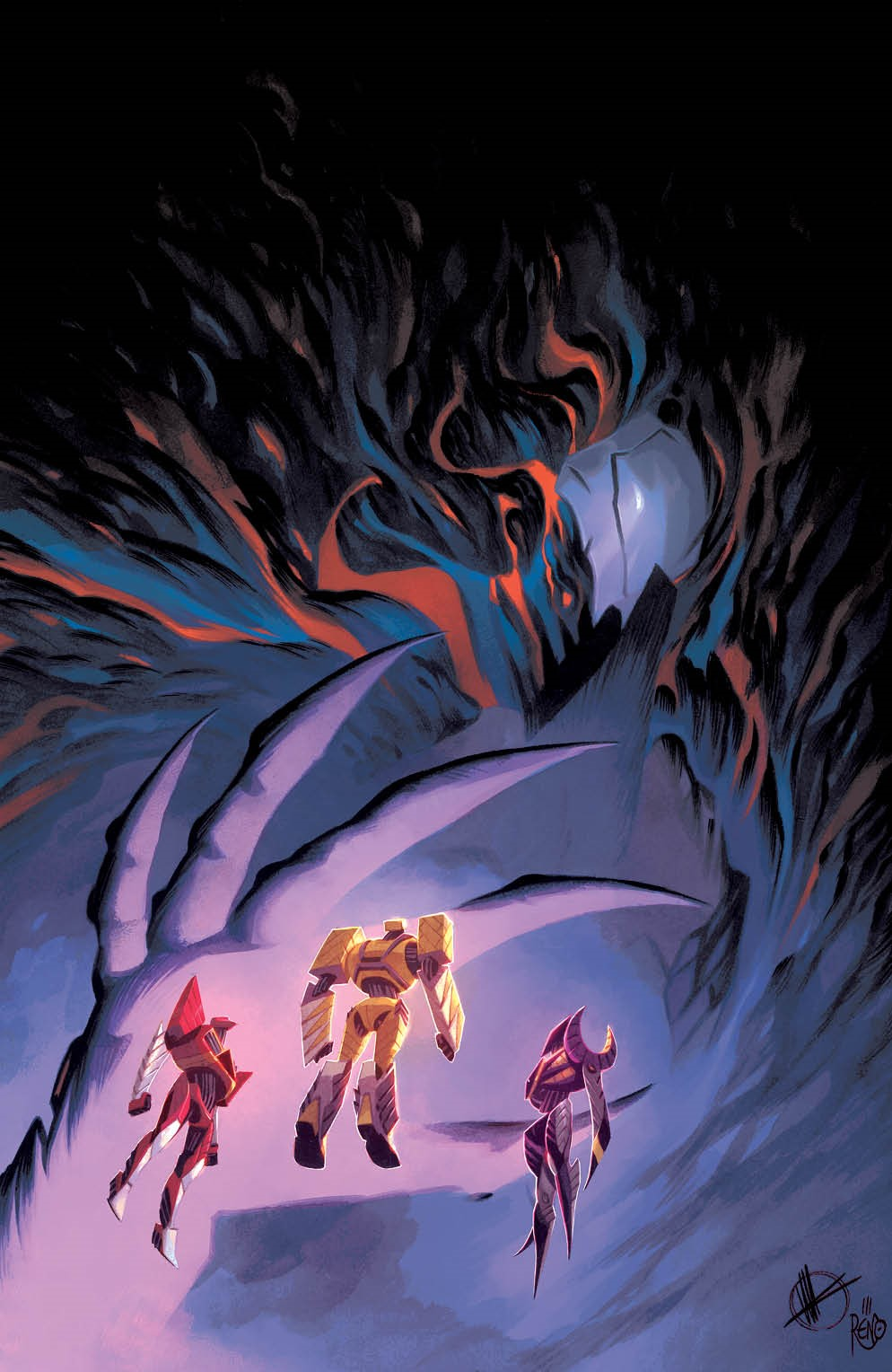 PowerRangers_008_Cover_D_Variant ComicList: BOOM! Studios New Releases for 06/23/2021