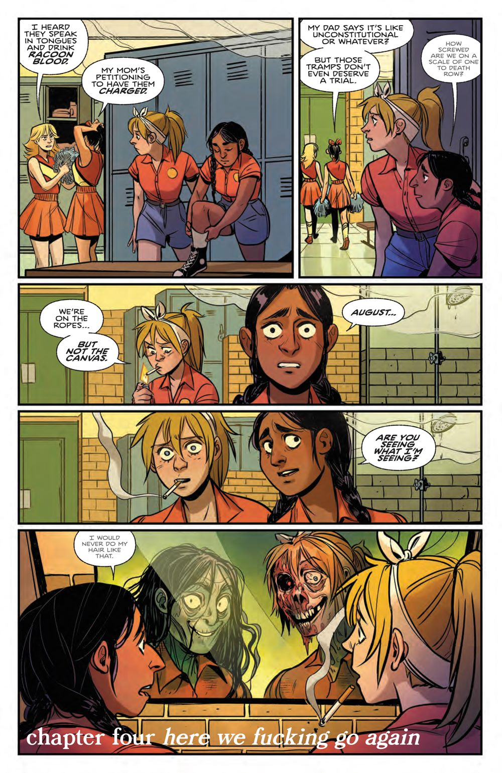 ProctorValleyRoad_004_PRESS_3 ComicList Previews: PROCTOR VALLEY ROAD #4 (OF 5)