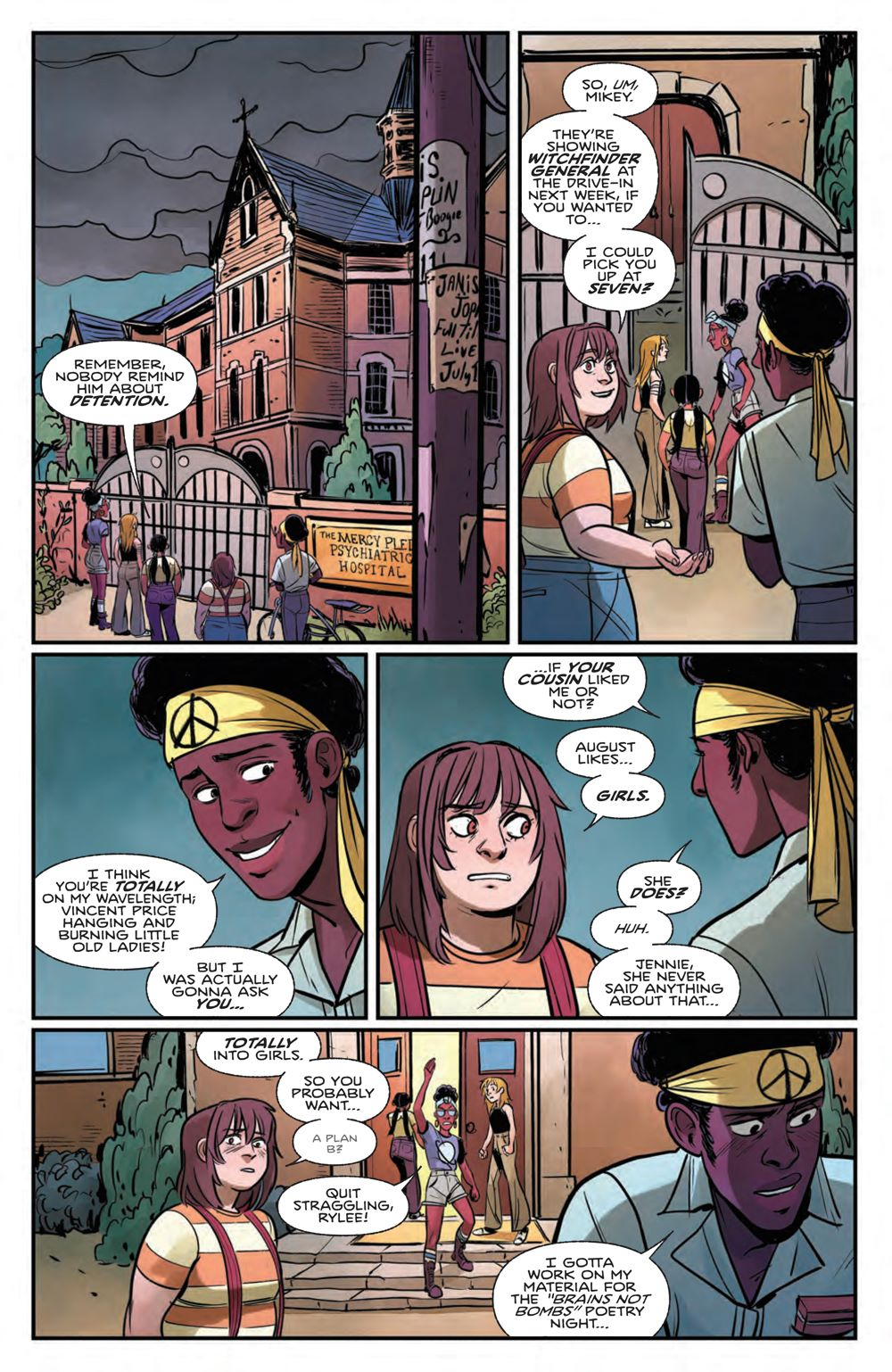 ProctorValleyRoad_004_PRESS_7 ComicList Previews: PROCTOR VALLEY ROAD #4 (OF 5)