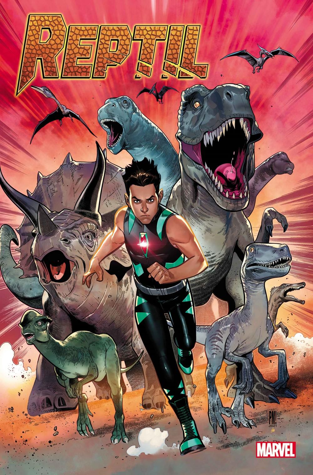 REPTIL2021004_cvr Marvel Comics September 2021 Solicitations