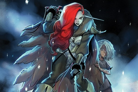 RedSonja2021-01-01011-A-Andolfo Dynamite Entertainment launches another new RED SONJA series