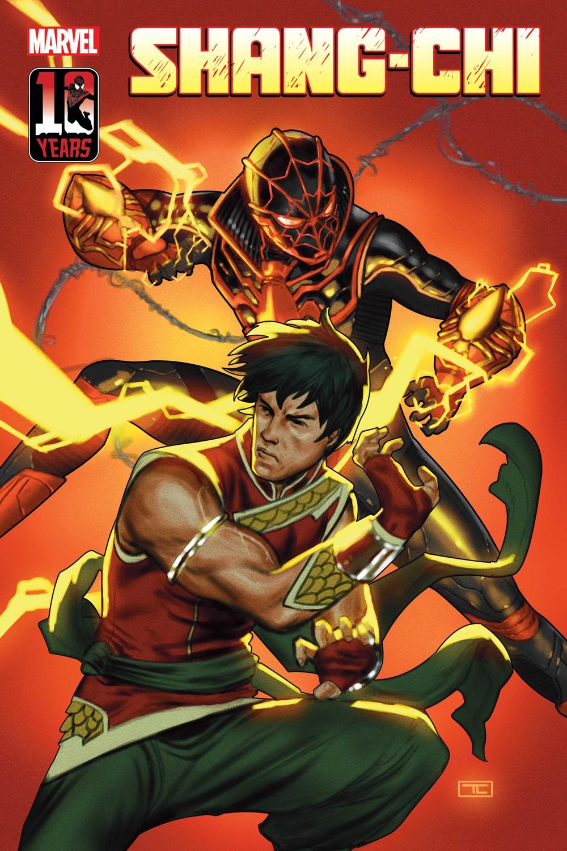SHANGCHI2021004_Clarke_Miles_VAR Marvel Comics September 2021 Solicitations