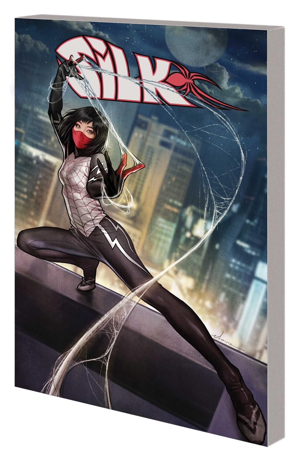 SILK_VOL_1_TPB Marvel Comics September 2021 Solicitations
