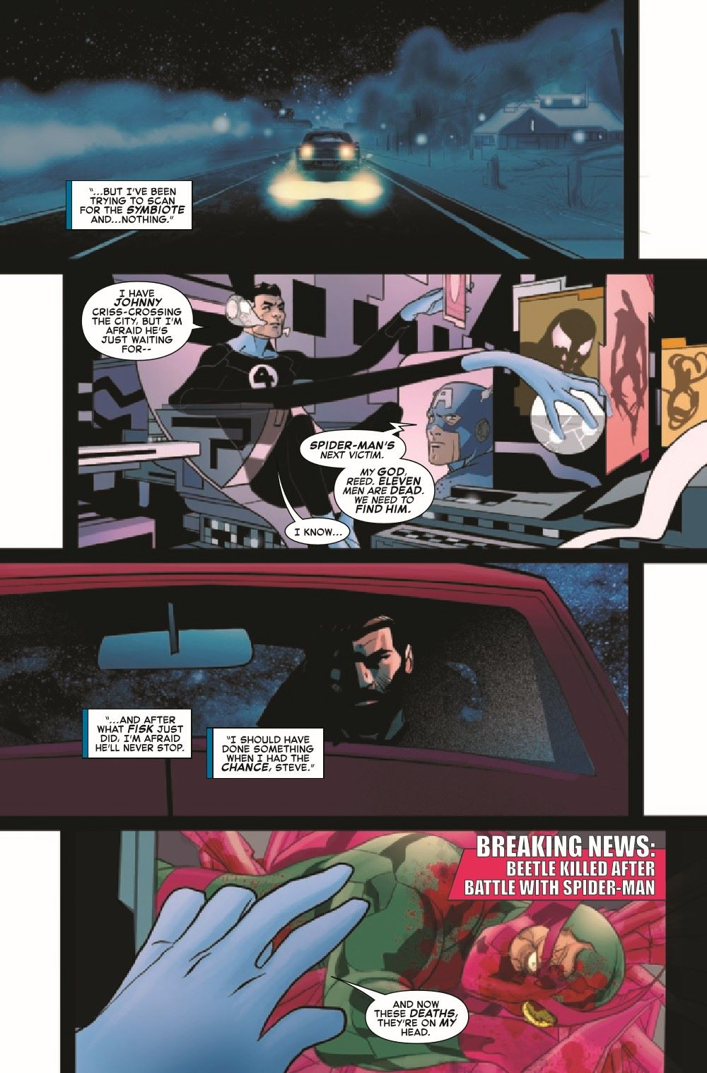 SMSPIDERSHADOW2021003_Preview-6 ComicList Previews: SPIDER-MAN SPIDER'S SHADOW #3 (OF 4)