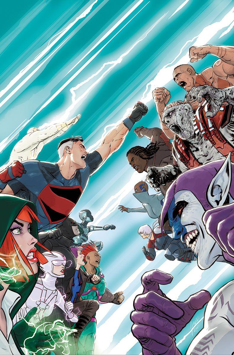 SM_AUTH-4-Cover DC Comics September 2021 Solicitations