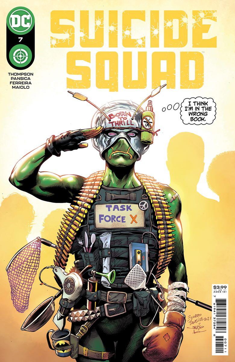 SSQUAD_Cv7_00711 DC Comics September 2021 Solicitations