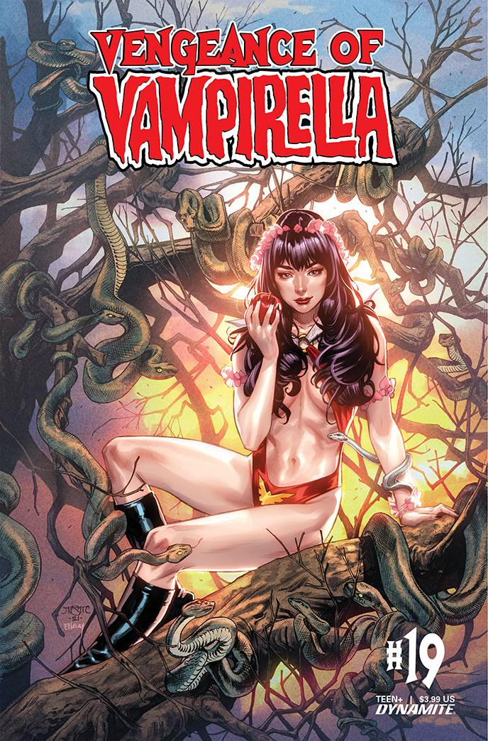 STL197770 ComicList: Dynamite Entertainment New Releases for 06/23/2021