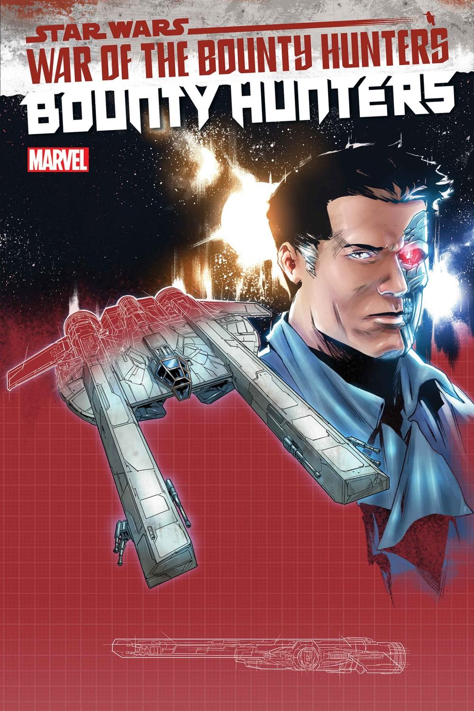 STWBOUNTYHUNT2020016_blueprint Marvel Comics September 2021 Solicitations