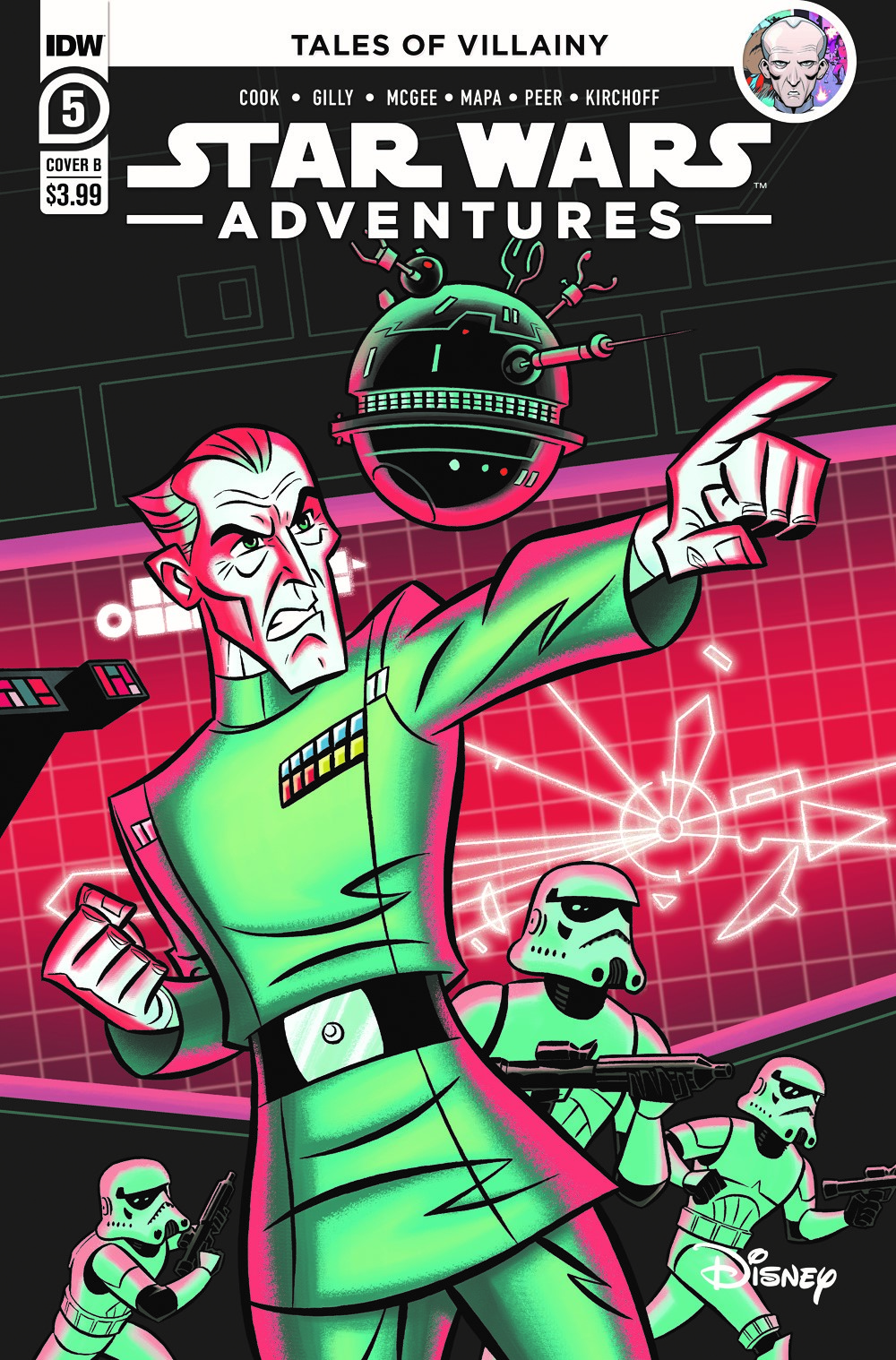SWA-05-Cover-B ComicList: IDW Publishing New Releases for 06/23/2021