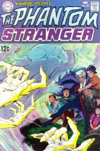 Showcase-80-199x300 Spotlight on the Phantom Stranger
