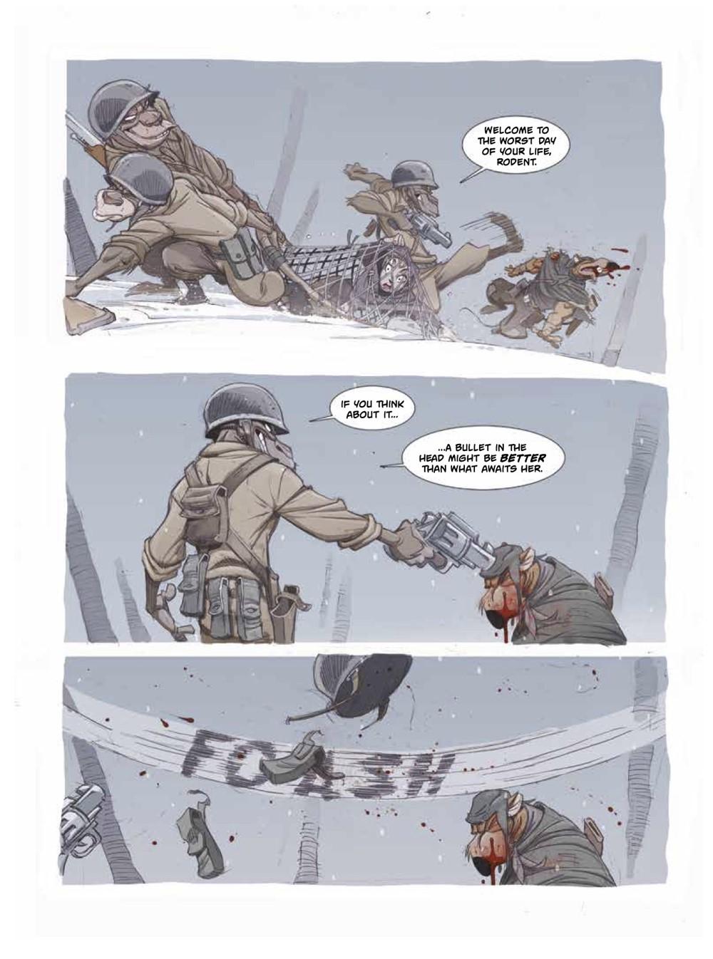 Solo2-8 ComicList Previews: OSCAR MARTIN'S SOLO VOLUME 2 HC