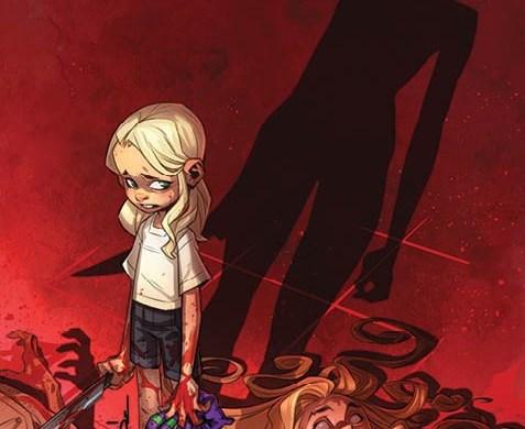 SomethingKillingChildren_017_Cover_B_GlowDark ComicList Previews: SOMETHING IS KILLING THE CHILDREN #17