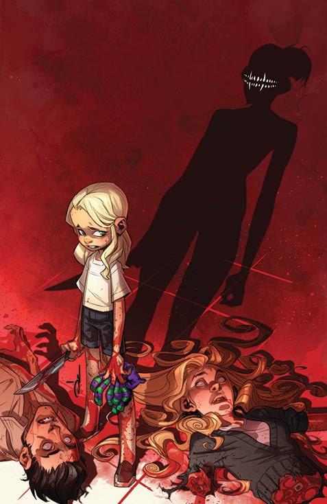 SomethingKillingChildren_017_Cover_B_GlowDark ComicList: BOOM! Studios New Releases for 06/23/2021