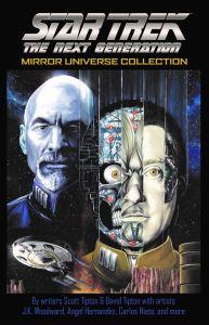 Star_Trek-TNG-MUC-CvrArt-193x300 ComicList Previews: STAR TREK THE NEXT GENERATION MIRROR UNIVERSE COLLECTION TP