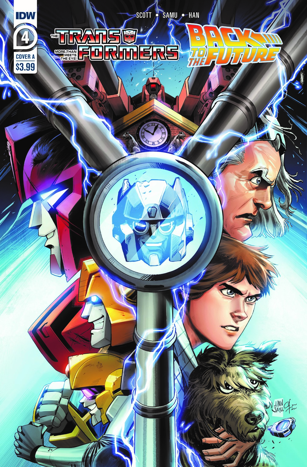 TF-BTTF04-coverA ComicList: IDW Publishing New Releases for 06/23/2021