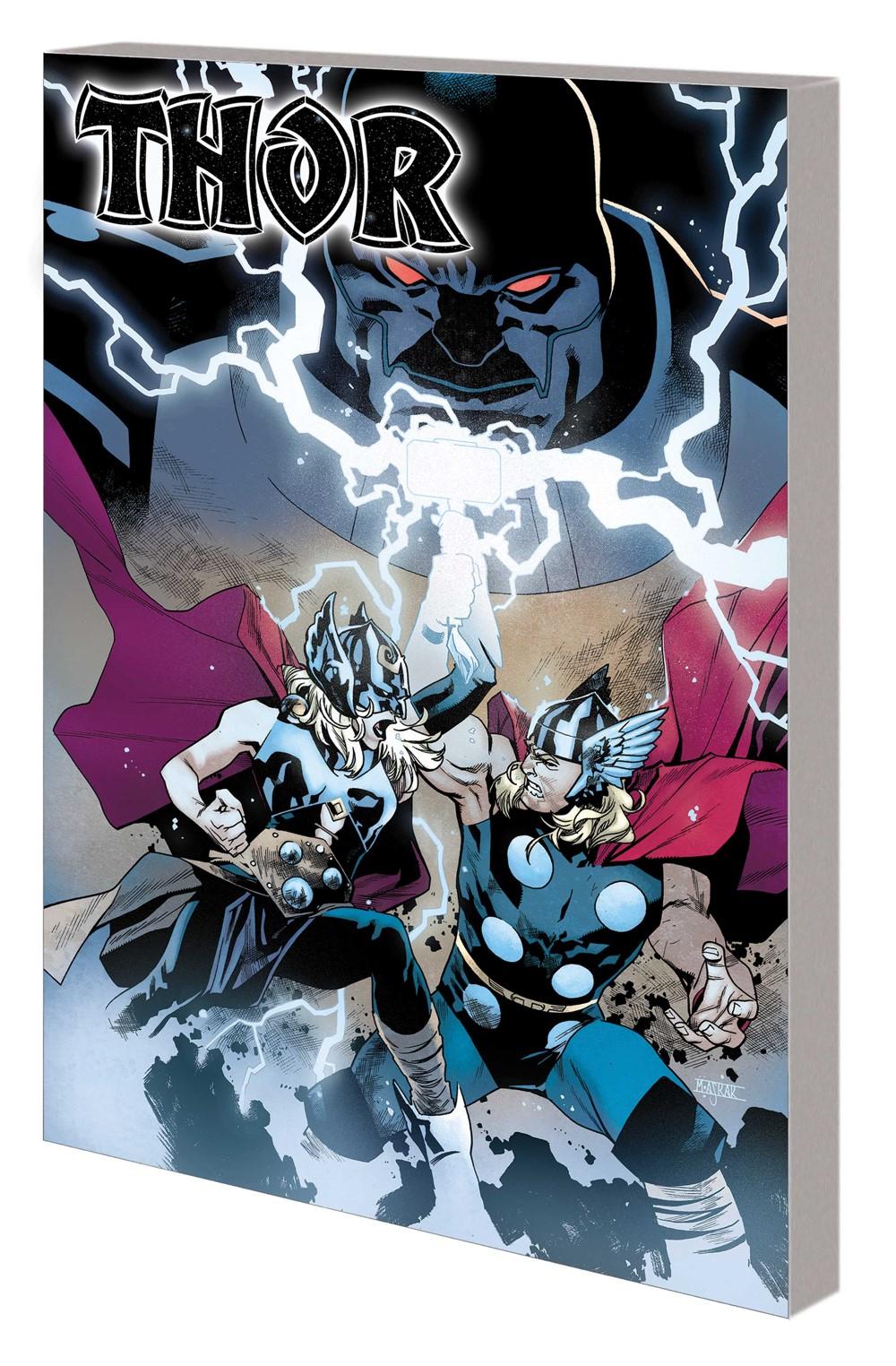 THOR_JA_CC_VOL_4_TPB Marvel Comics September 2021 Solicitations