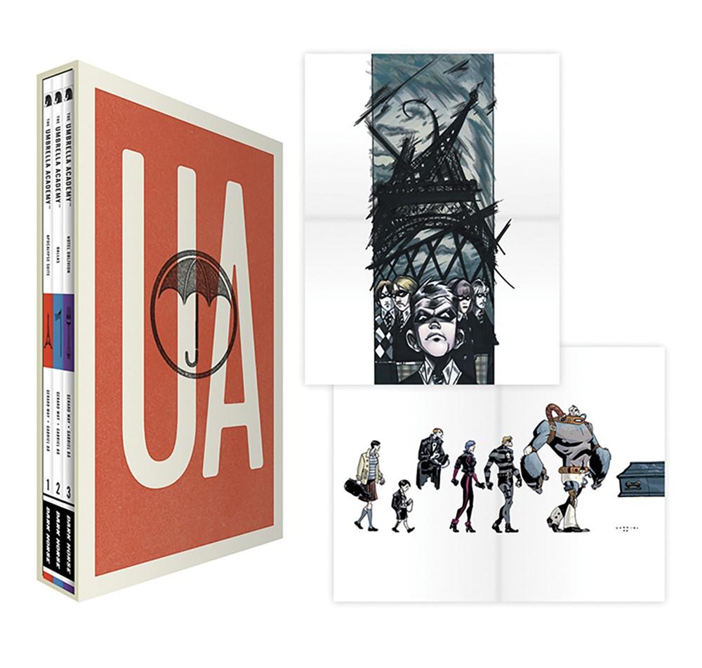 UABS_PREVIEWS_EV Dark Horse Comics September 2021 Solicitations
