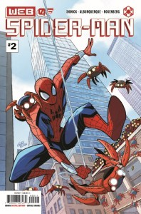 WEBOFSM2020002_Preview-1-198x300 ComicList Previews: W.E.B. OF SPIDER-MAN #2 (OF 5)