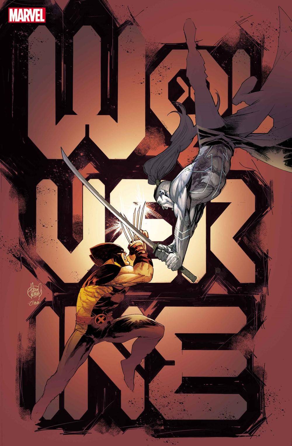 WOLV2020016 Marvel Comics September 2021 Solicitations