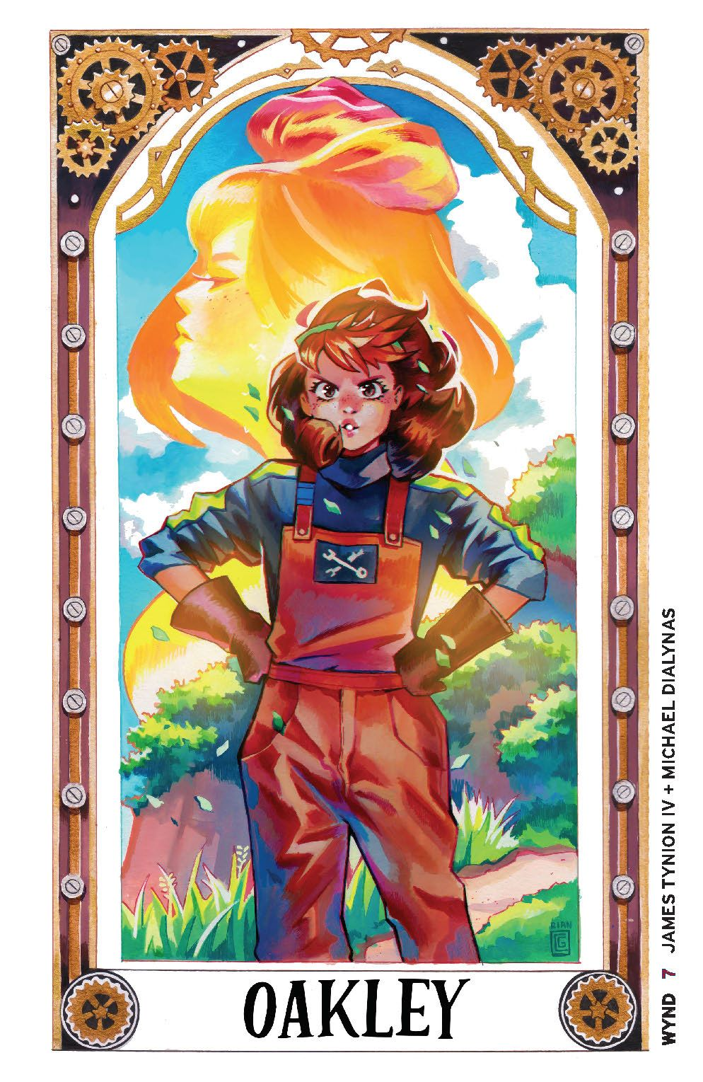 Wynd_007_Cover_B_TarotVariant ComicList: BOOM! Studios New Releases for 06/16/2021