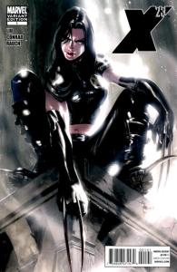 X-23-1-Variant-195x300 Hottest Comics: X-23, Man-Wolf, and Static