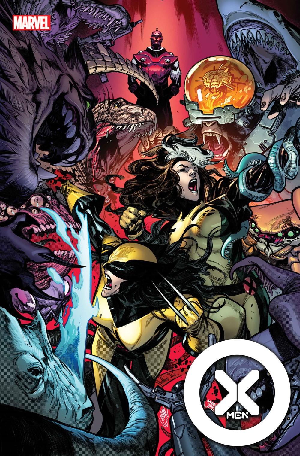 XMEN2021003_cov Marvel Comics September 2021 Solicitations
