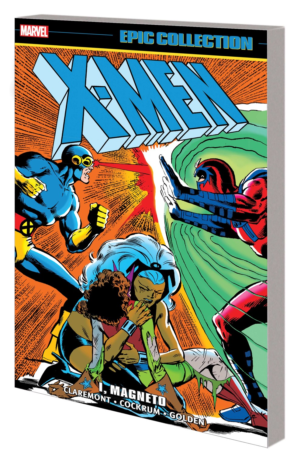 XMENEPIC_V08_TPB Marvel Comics September 2021 Solicitations