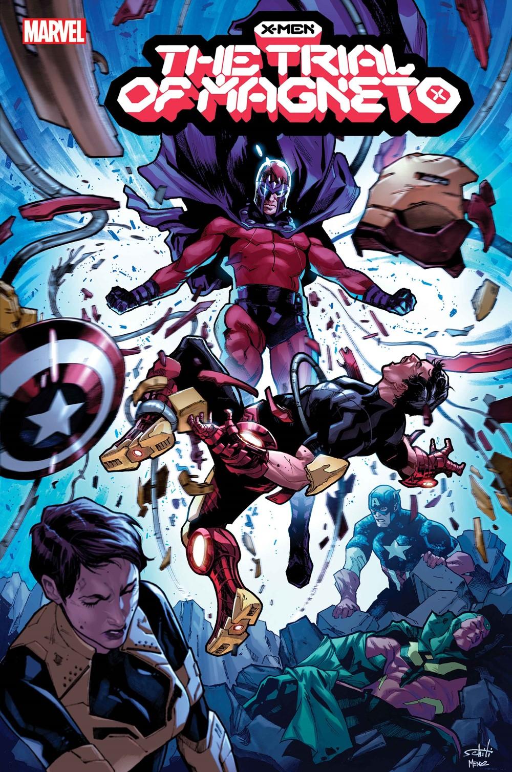 XMENTRIAL2021002_Cov Marvel Comics September 2021 Solicitations