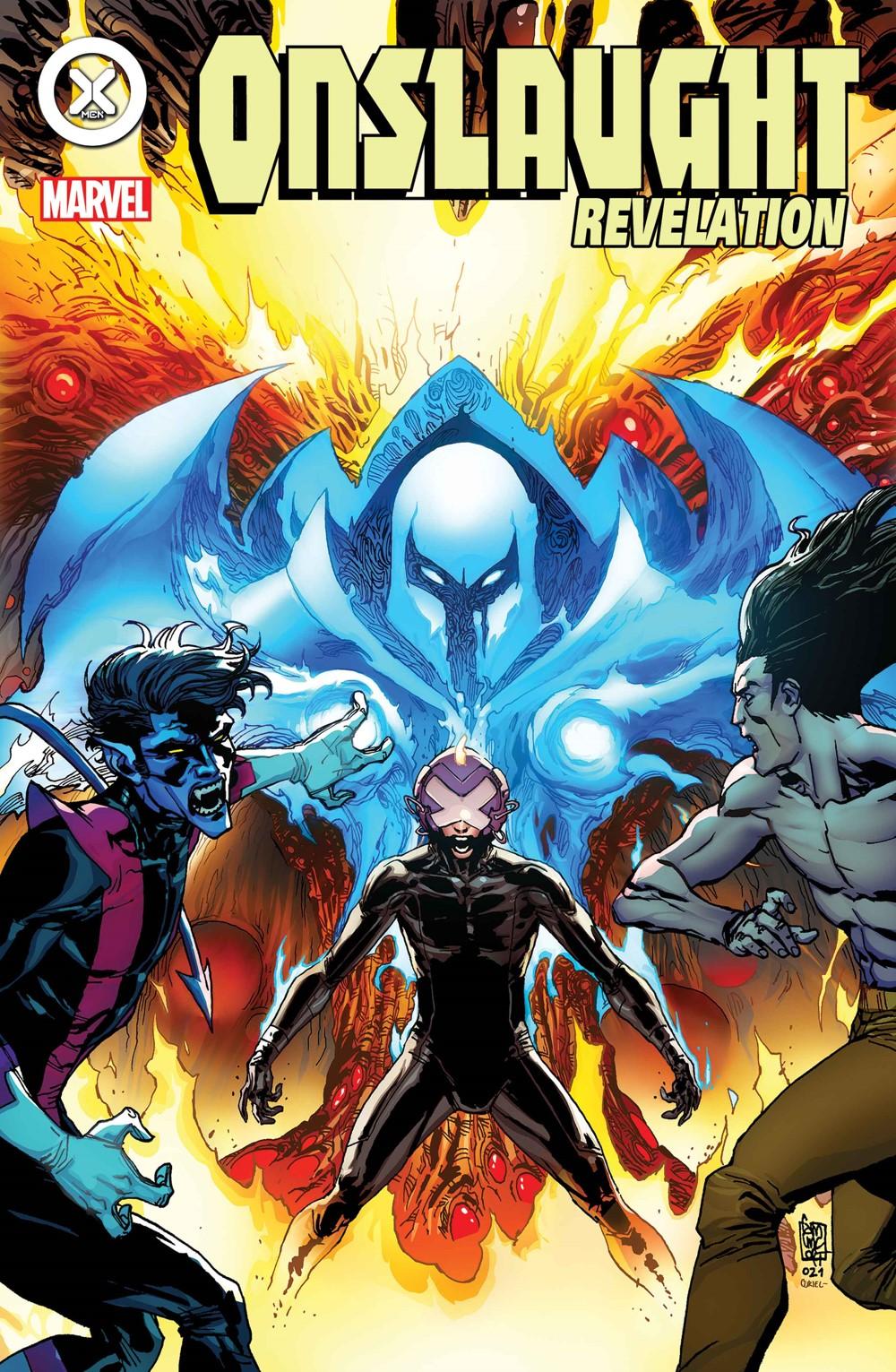XMNONS2021001_Cov Marvel Comics September 2021 Solicitations