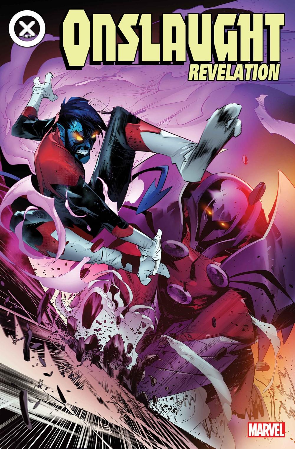 XMNONS2021001_VicentiniVar Marvel Comics September 2021 Solicitations