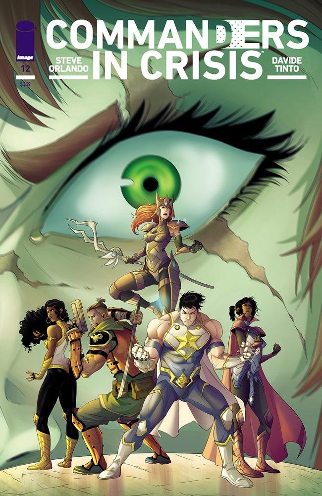 commanders12_cova Image Comics September 2021 Solicitations