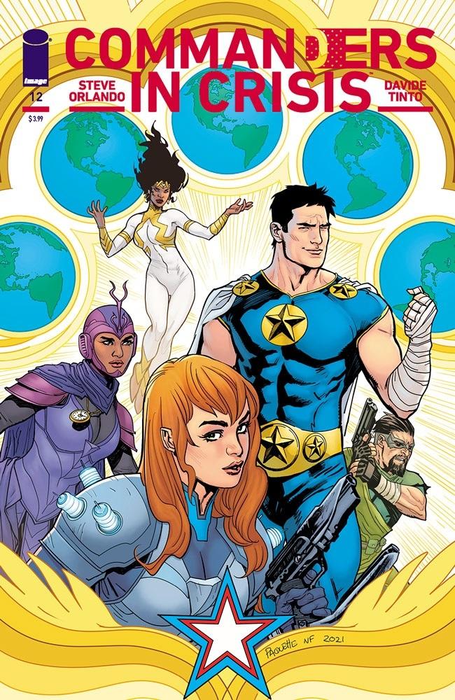commanders12_covb Image Comics September 2021 Solicitations