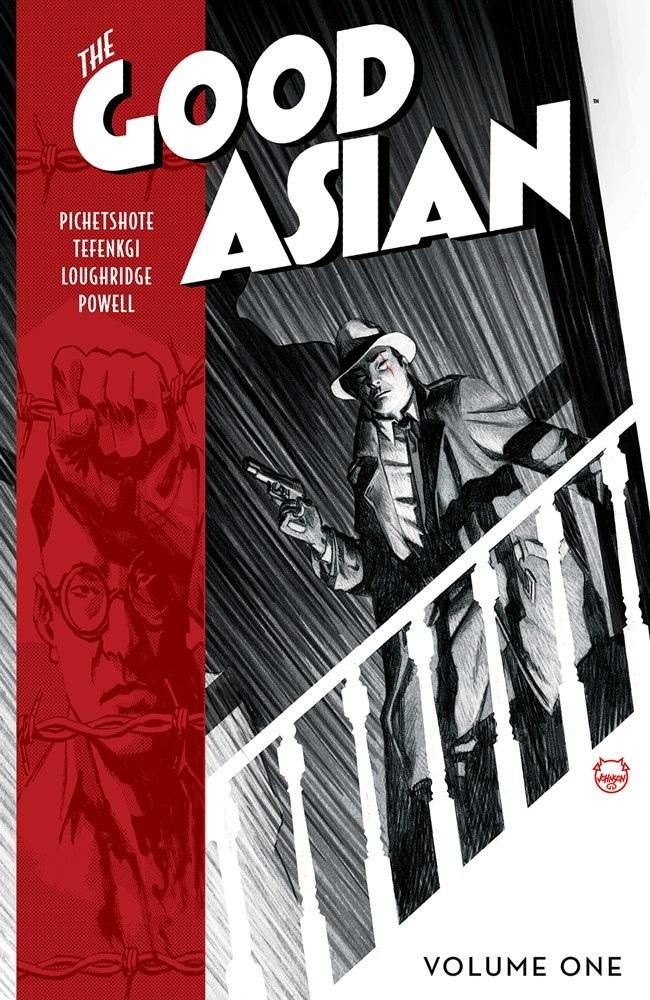 goodasian_tp1 Image Comics September 2021 Solicitations