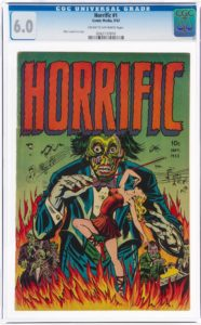 horrific-1-comic-media-1952-cgc-fn-60-cream-to-off-white-pages-e1623702822974-186x300 Auction & Collecting News Roundup 6/15/21