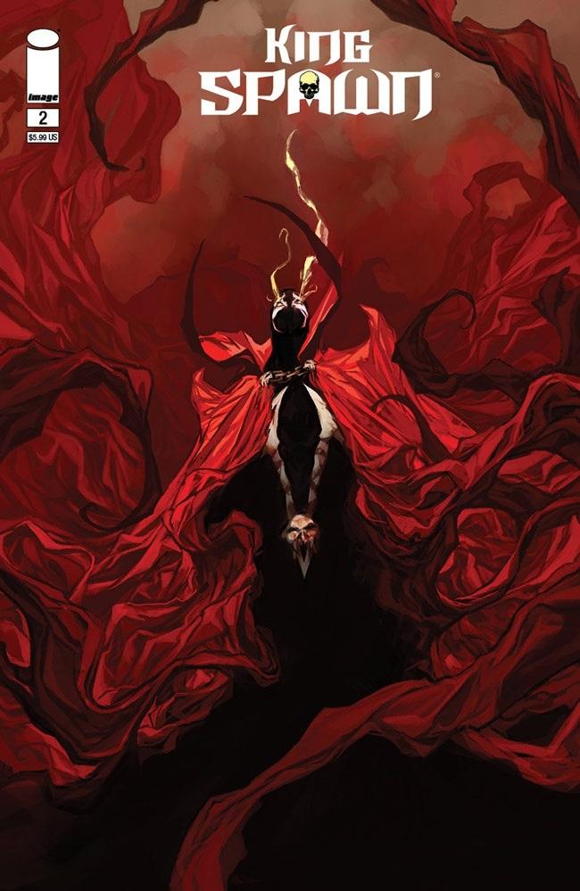kingspawn_02 Image Comics September 2021 Solicitations