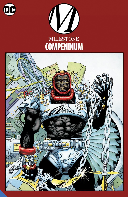 milestonecompendium_adv DC Comics September 2021 Solicitations