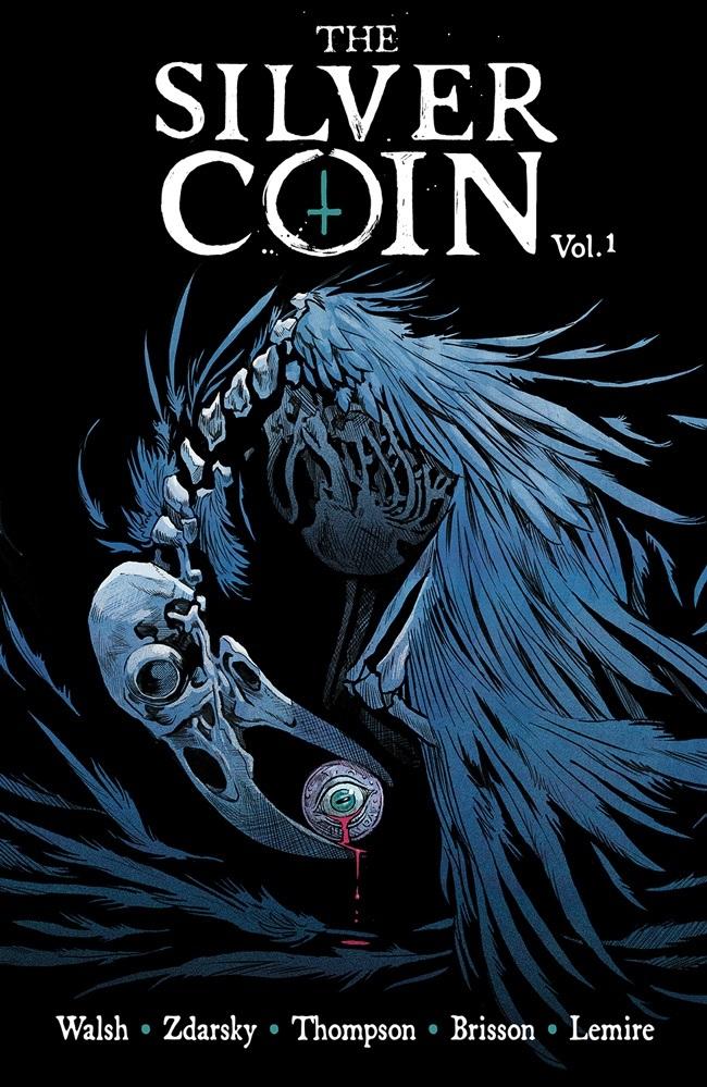 silvercoin_tp1 Image Comics September 2021 Solicitations
